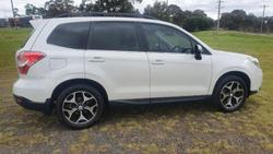 2013 Subaru Forester 2.5i-S S4 MY13 AWD Satin White Pearl