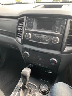 2017 Ford Everest Ambiente UA 4X4 Dual Range Silver