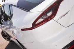 2019 Kia Stinger GT Carbon Edition CK MY20 Snow White Pearl