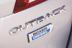 2017 Subaru Outback 2.0D Premium 5GEN MY17 AWD Silver