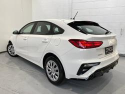 2021 Kia Cerato S BD MY22 White