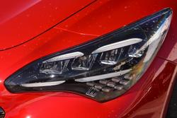 2020 Kia Stinger 330S CK MY21 Hichroma Red