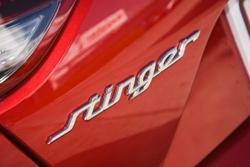 2020 Kia Stinger 330S CK MY21 Red