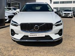 2021 Volvo XC60 B5 Inscription MY22 AWD Ice White