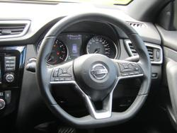 2018 Nissan QASHQAI Ti J11 Series 2 Blue