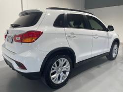 2019 Mitsubishi ASX ES XC MY19 White