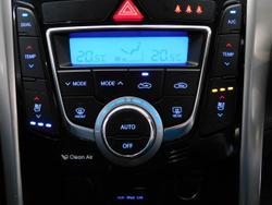 2015 Hyundai i30 SR Premium GD3 Series II MY16 White