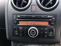 2011 Nissan Dualis +2 Ti J10 Series II MY10 Silver