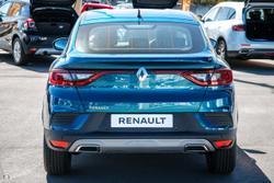 2021 Renault Arkana Zen JL1 Zanzibar Blue
