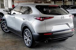 2021 Mazda CX-30 G25 Touring DM Series Silver