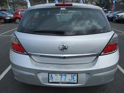 2008 Holden Astra CD AH MY08.5 Silver