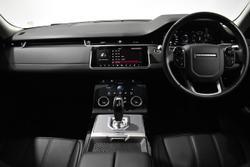 2019 Land Rover Range Rover Evoque P200 SE L551 MY20.25 4X4 Constant Indus Silver