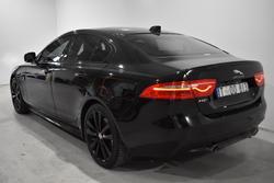 2017 Jaguar XE 25t R-Sport X760 MY18 Santorini Black