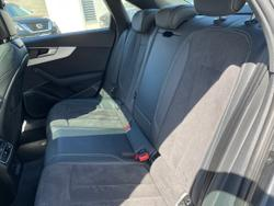 2019 Audi A4 40 TFSI S line B9 MY19 Grey