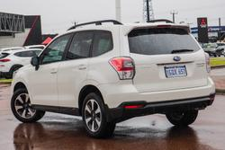 2018 Subaru Forester 2.5i-L Luxury S4 MY18 AWD Crystal White