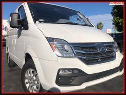 2021 LDV V80 MY19 BLANC WHITE