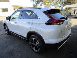 2021 Mitsubishi Eclipse Cross XLS YB MY22 White