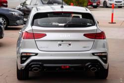2021 Kia Cerato GT BD MY22 Silver