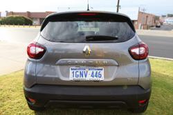 2018 Renault Captur Zen J87 Grey