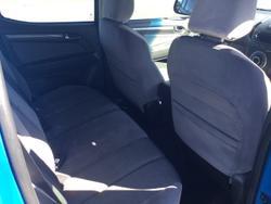 2013 Holden Colorado LTZ RG MY13 4X4 Dual Range Blue
