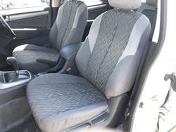 2015 Holden Colorado LS RG MY15 4X4 Dual Range White
