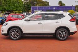 2021 Nissan X-TRAIL ST-L T32 MY21 White