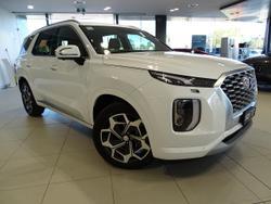 2021 Hyundai Palisade Highlander LX2.V2 MY22 White