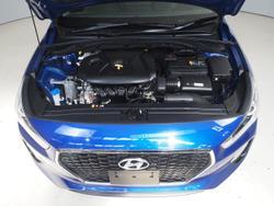 2019 Hyundai i30 Active PD2 MY19 Blue