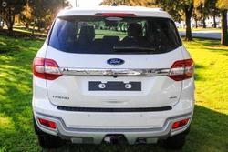 2021 Ford Everest Trend UA II MY21.75 4X4 Dual Range Arctic White