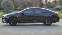2019 Holden Commodore RS ZB MY20 AWD Black