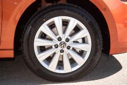 2021 Volkswagen Polo 85TSI Style AW MY21 Energetic Orange