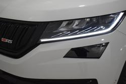 2020 SKODA Kodiaq RS NS MY20.5 4X4 Moon White