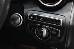 2014 Mercedes-Benz C-Class C250 BlueTEC W205 Iridium Silver