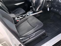 2017 Nissan Navara ST D23 Series 2 Polar White