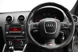 2011 Audi A3 TFSI Ambition 8P MY11 Ibis White