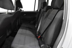 2019 Volkswagen Amarok TDI550 Highline 2H MY20 4X4 Constant Reflex Silver