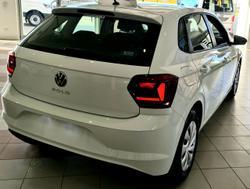 2021 Volkswagen Polo 70TSI Trendline AW MY21 White