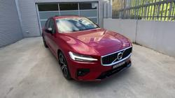 2020 Volvo S60 T5 R-Design MY21 AWD Fusion Red