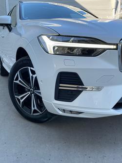 2021 Volvo XC60 B5 Momentum MY22 AWD Crystal White