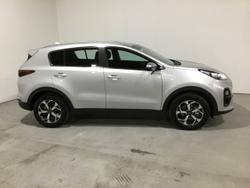 2021 Kia Sportage S QL MY21 Silver