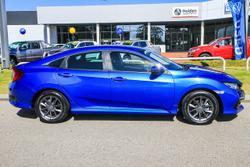 2019 Honda Civic VTi-S 10th Gen MY19 Blue