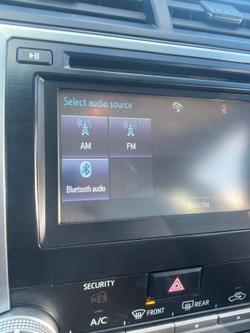 2016 Toyota Camry Altise ASV50R Silver