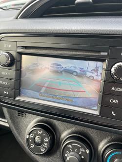 2017 Toyota Yaris SX NCP131R Grey