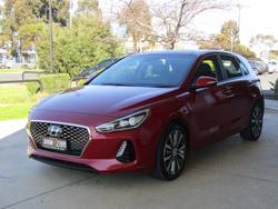 2017 Hyundai i30 Premium GD3 Series II MY17 Fiery Red