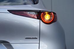 2021 Mazda CX-30 G20 Touring DM Series Sonic Silver