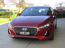 2017 Hyundai i30 SR Premium GD5 Series II MY17 Red