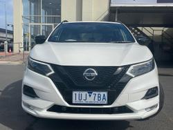2020 Nissan QASHQAI Midnight Edition J11 Series 3 MY20 White