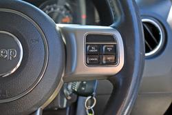 2014 Jeep Patriot Blackhawk MK MY14 Black