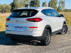 2020 Hyundai Tucson Active X TL4 MY20 SILVER