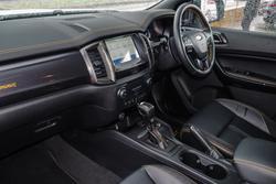 2020 Ford Ranger Wildtrak PX MkIII MY20.75 4X4 Dual Range Arctic White